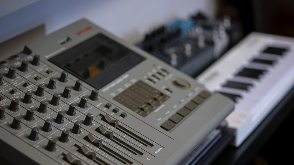 Cinta Cassette, Tape Loops, Tape, Analog, Production